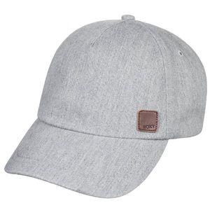 Roxy | extra innings a baseball hat | gray | NWT |